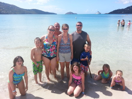 St. Thomas Cruise Ship All-Inclusive Beach Excursion