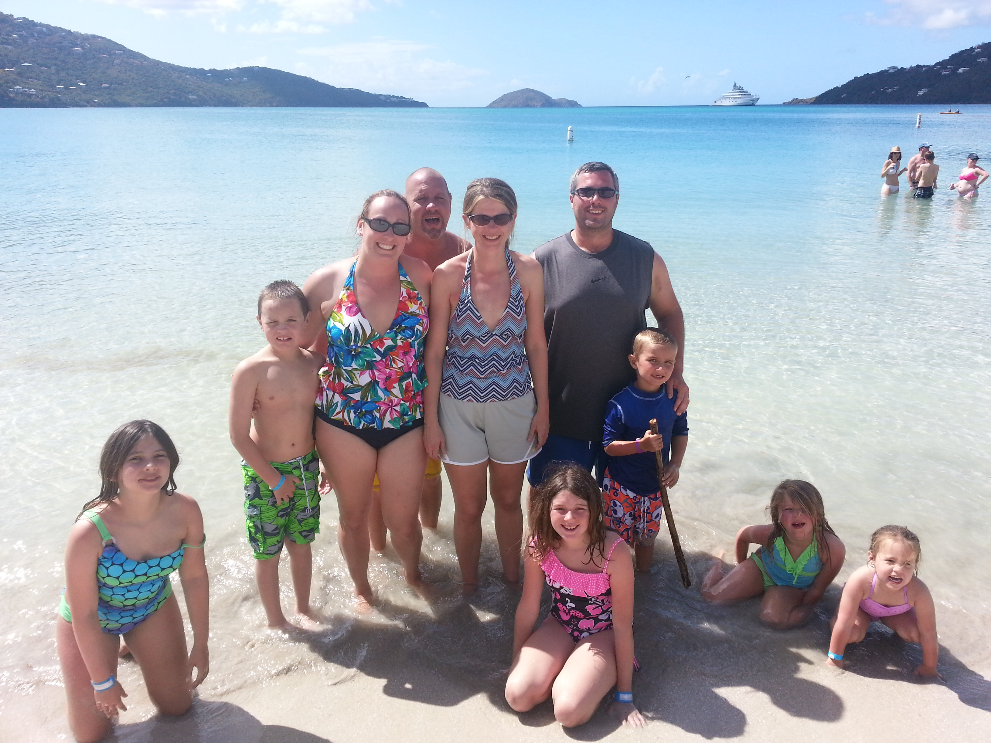 The Ultimate St. Thomas Cruise Ship Beach Excursion