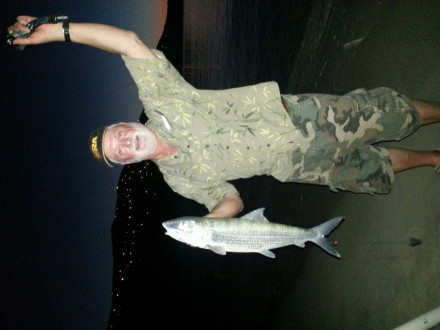 St. Thomas Night Fishing Tour