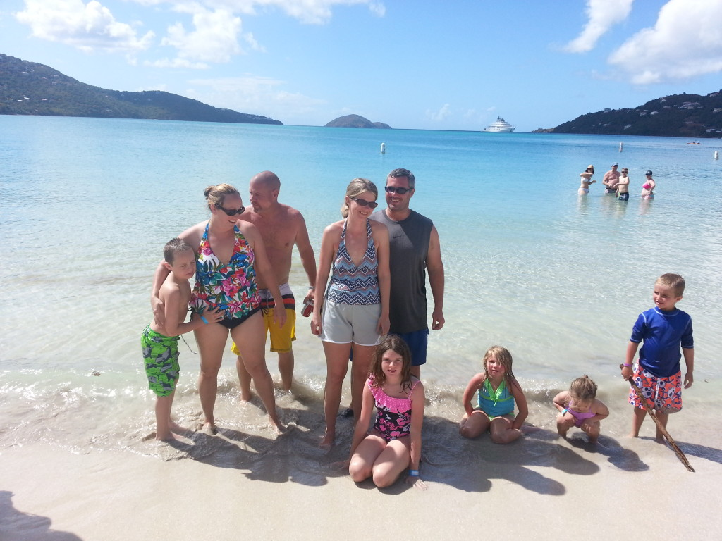 The Best Thing to Do on St. Thomas for Families looking for Fun Activities