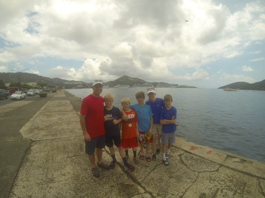 Fishing and Things to do in St. Thomas and St. Thomas Family Activities for Children